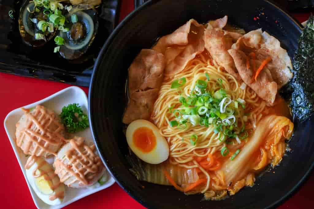 水戶藩拉麵丼飯(頭份尚順)