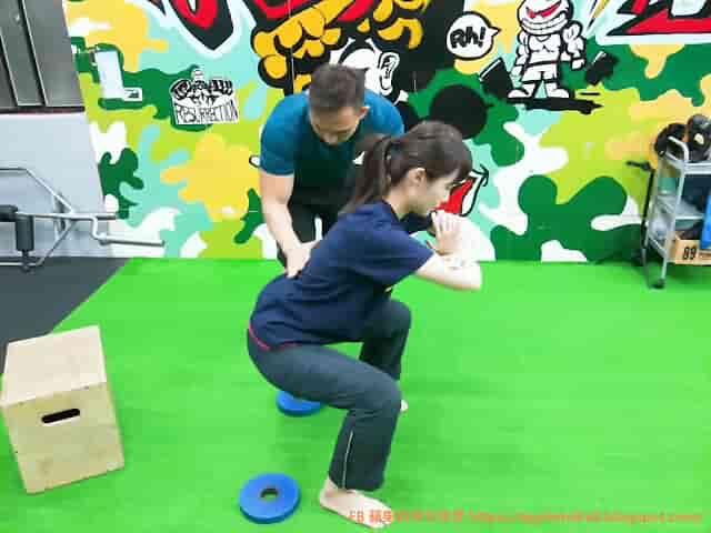 【稿酬$1000/新竹健身】Rrt健身體適能空間